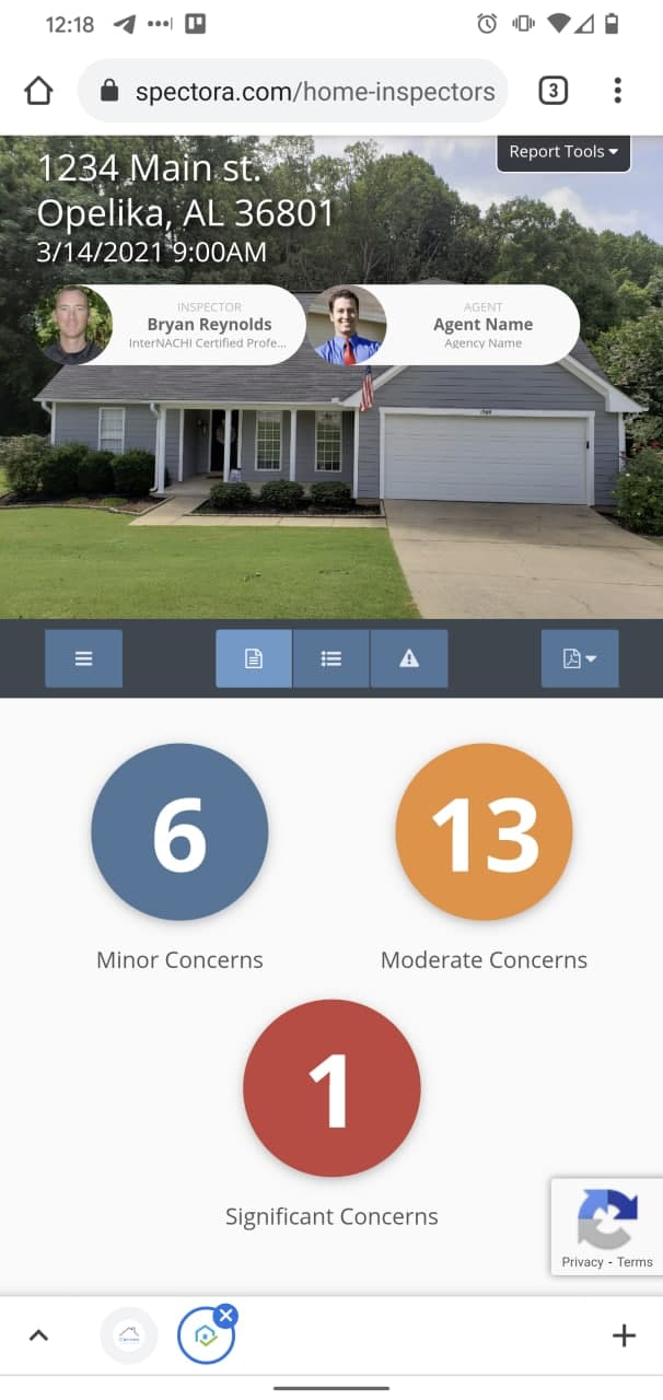 Eclectic Alabama Home Inspections